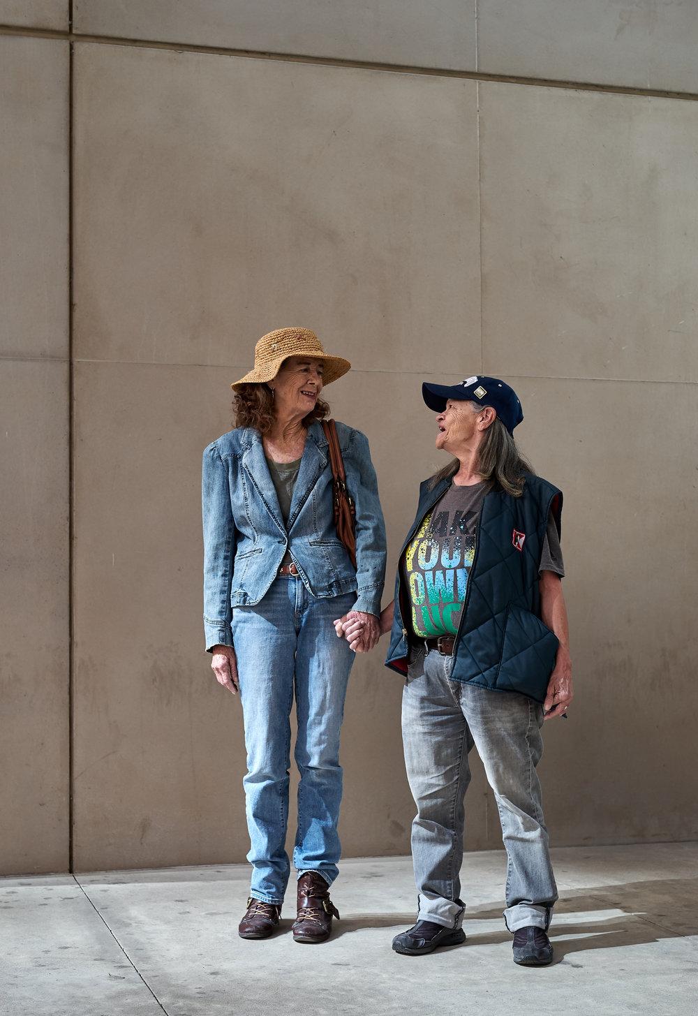Kathy & Fern
