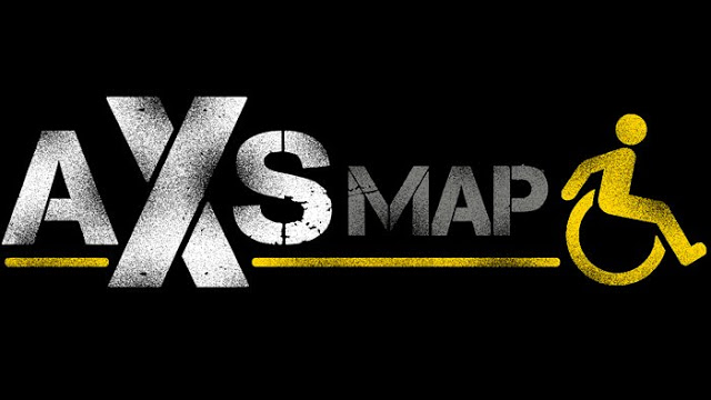 AXS Map logo