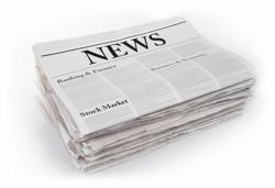 Newspaper picture