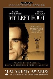 My Left Foot movie poster