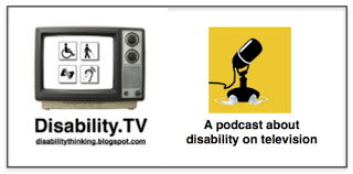 Disability.TV A podcast about disability on television