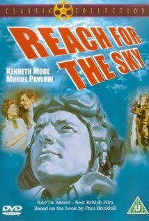 """""""Reach For The Sky"""" movie poster"""