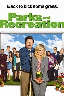 Parks and Recreation TV show poster