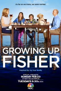 Growing Up Fisher TV show poster