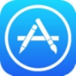 Icon of the iOS App Store