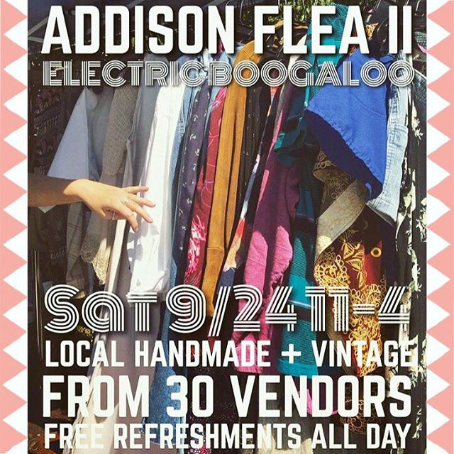 Come shop this Saturday. We'll be there with 30 other awesome Richmond vendors😎