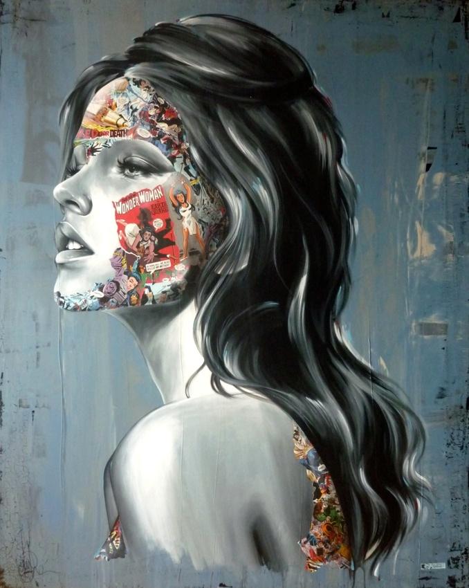 Artist Credit Sandra Chevrier www.sandrachevrier.com