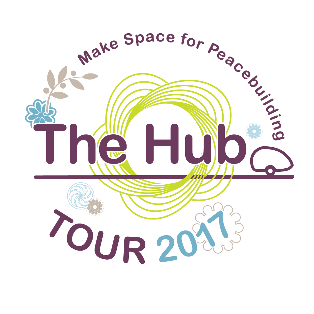 Click on this logo to follow The Hub or go to: www.hubtour.org to schedule a stop!