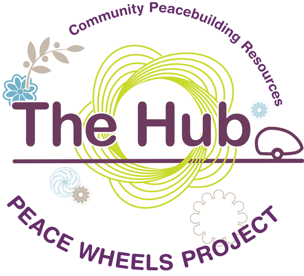 "SEE THE HUB AT THE ROTARY INTERNATIONAL CONVENTION IN THE FRIENDSHIP HALL -- BOOTH 1435.  WE WILL BE LAUNCHING THE ""PEACE WHEELS PROJECT!"""