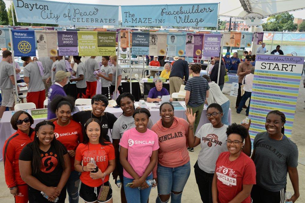 Sinclair Community College 2017 Team
