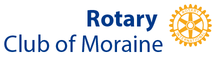 Thanks to our newest sponsor: Rotary Club of Moraine. More information about Rotary and the Moraine Club at:  http://www.morainerotaryclub.org/