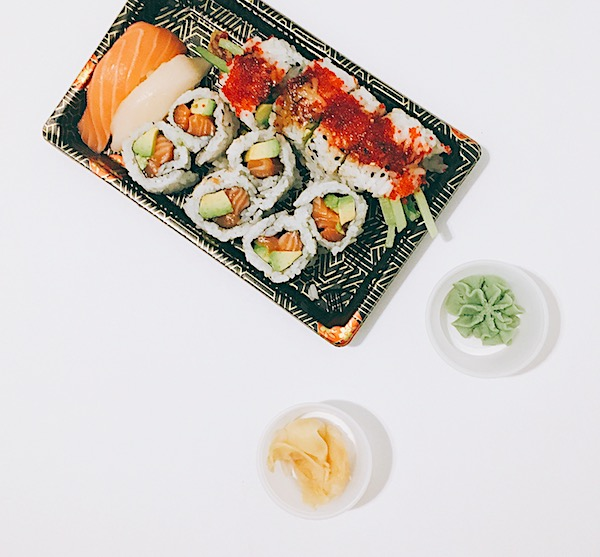 Lunch Revolution - Juzz Sushi B Combo.JPG