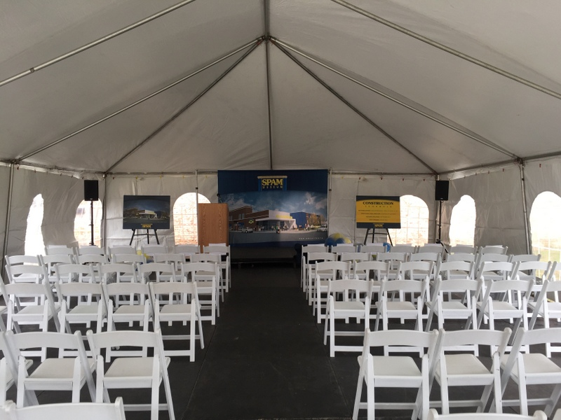 corporate events    view options