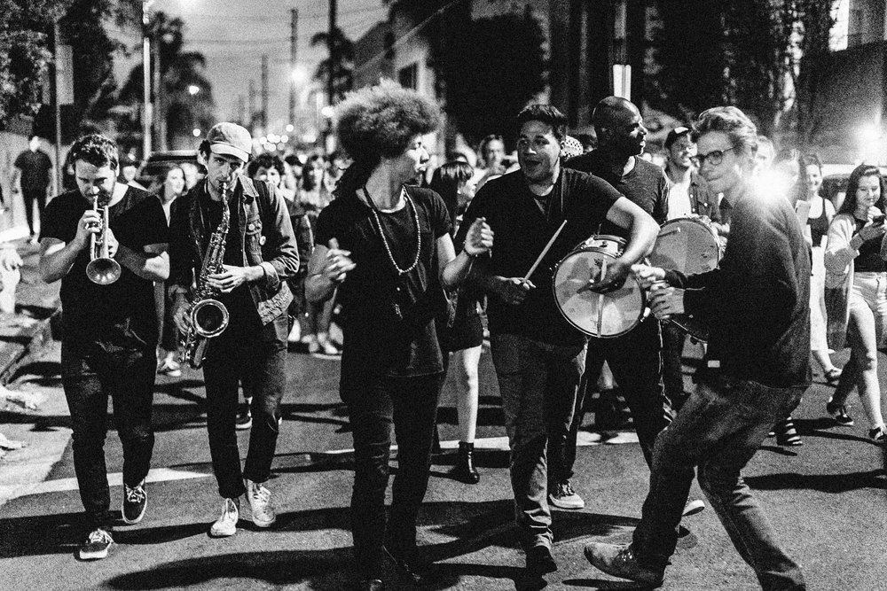 THE ELECTRIC MARCH