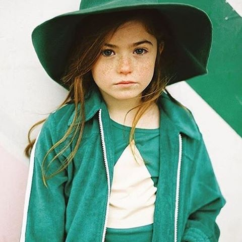 Beautiful coverage featuring our Maya jacket - thank you @doolittlemagazine 💚💚💚