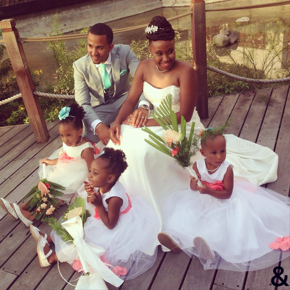 Bilal Seasay & Family