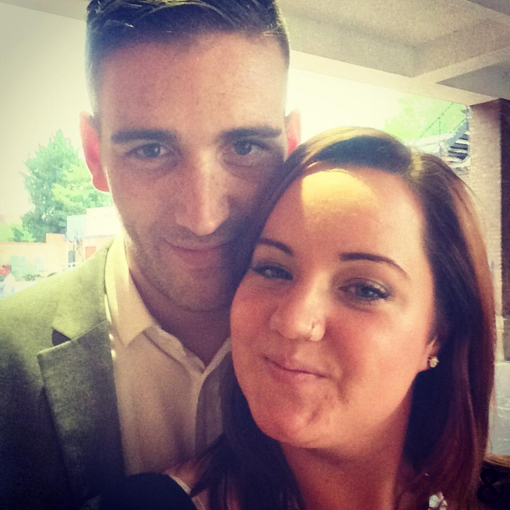 Chris & Sian Dewing