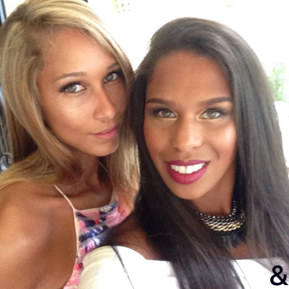 Mica Brown & Dominique Francois