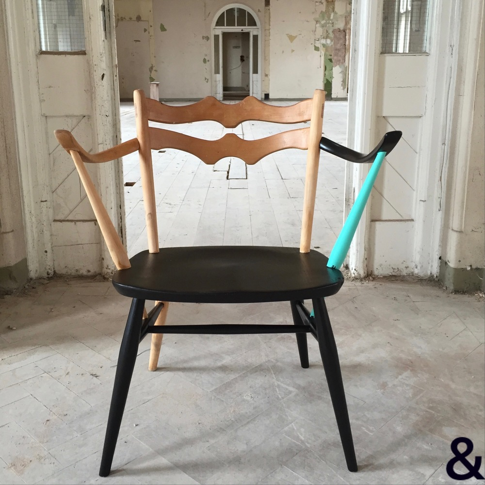 Ercol 493 Chair