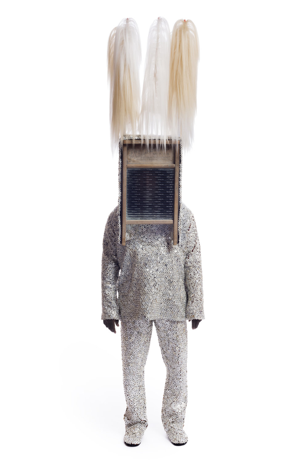 Nick Cave  Soundsuit  (2015). James Prinz photography.
