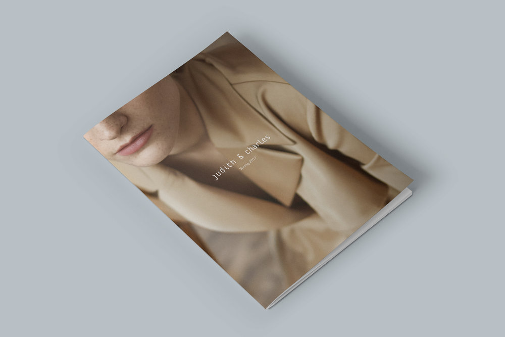 Judith & Charles Spring 2017 Lookbook