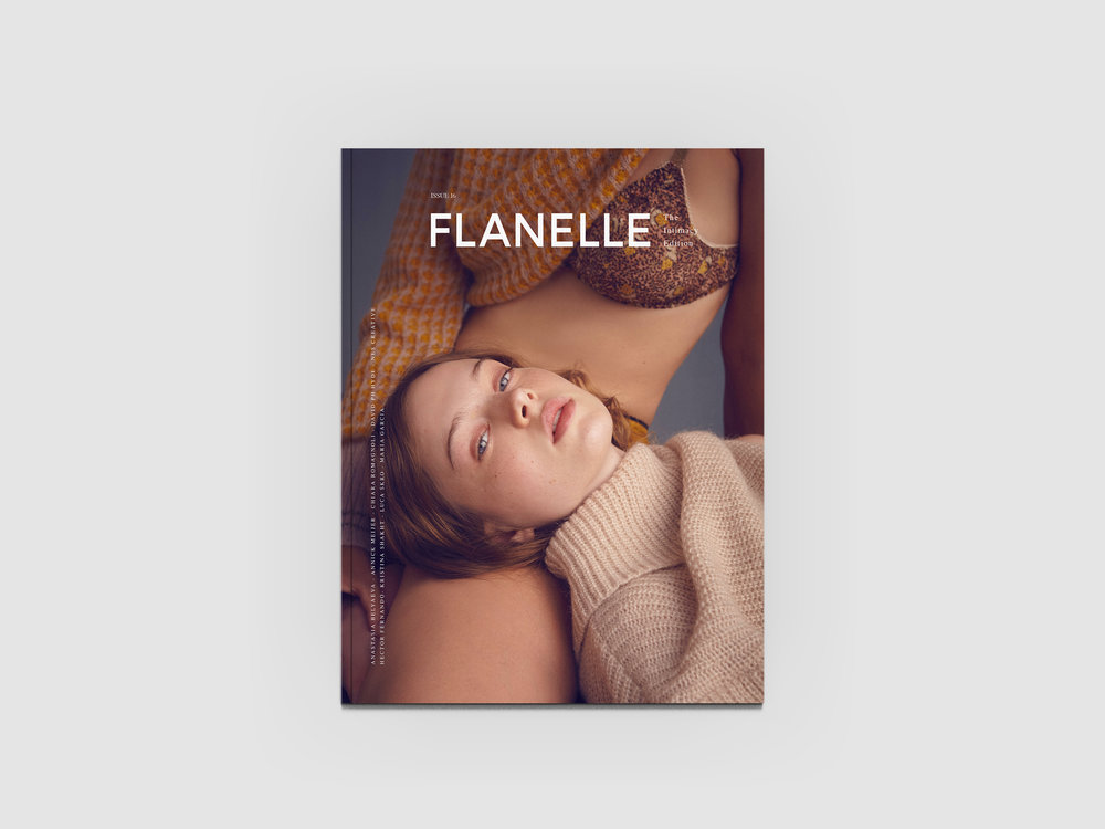 Flanelle Magazine      Issue #16