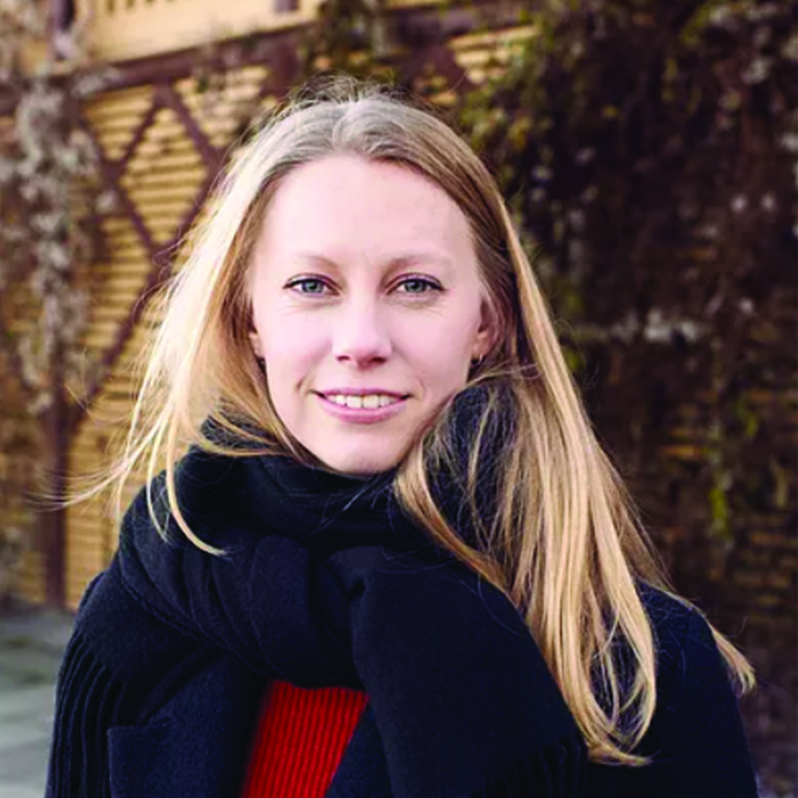 Maiken Riis Eilertsen is a creative anthropologists who offer qualitative analyses and user involvement. -