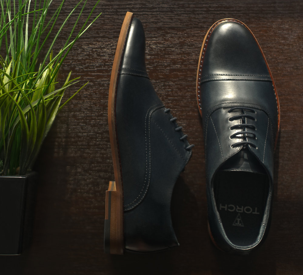 Keep your elegant style with Torch. #FlorsheimShoesPR #Torch