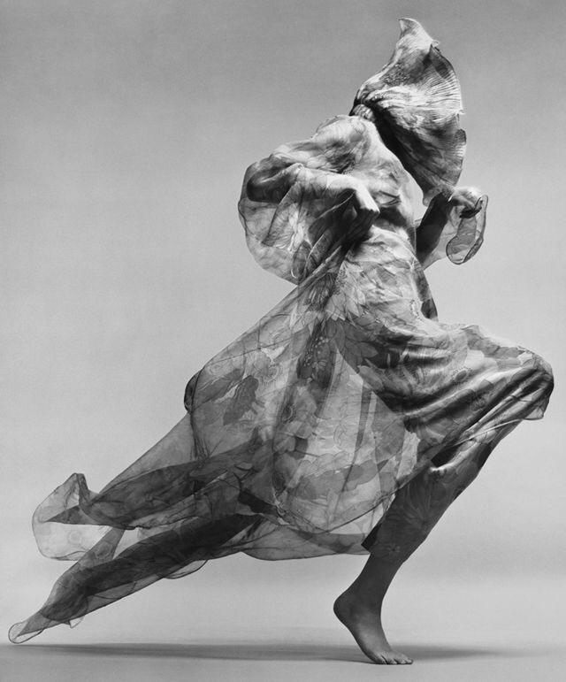 Jean Shrimpton by Richard Avedon, 1970