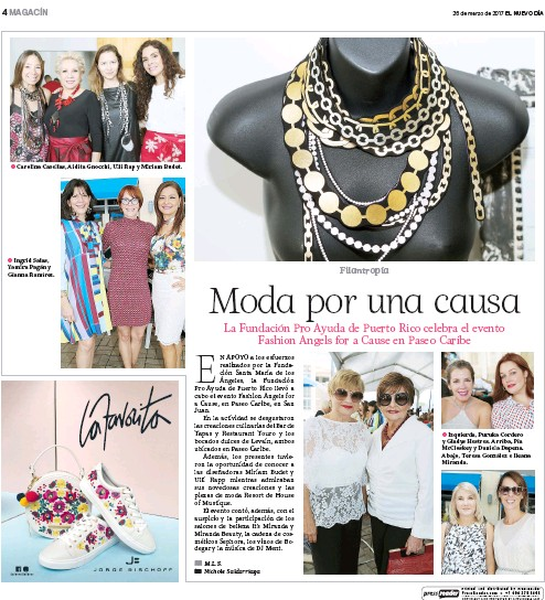 El Nuevo Día Newspaper 03.26.17