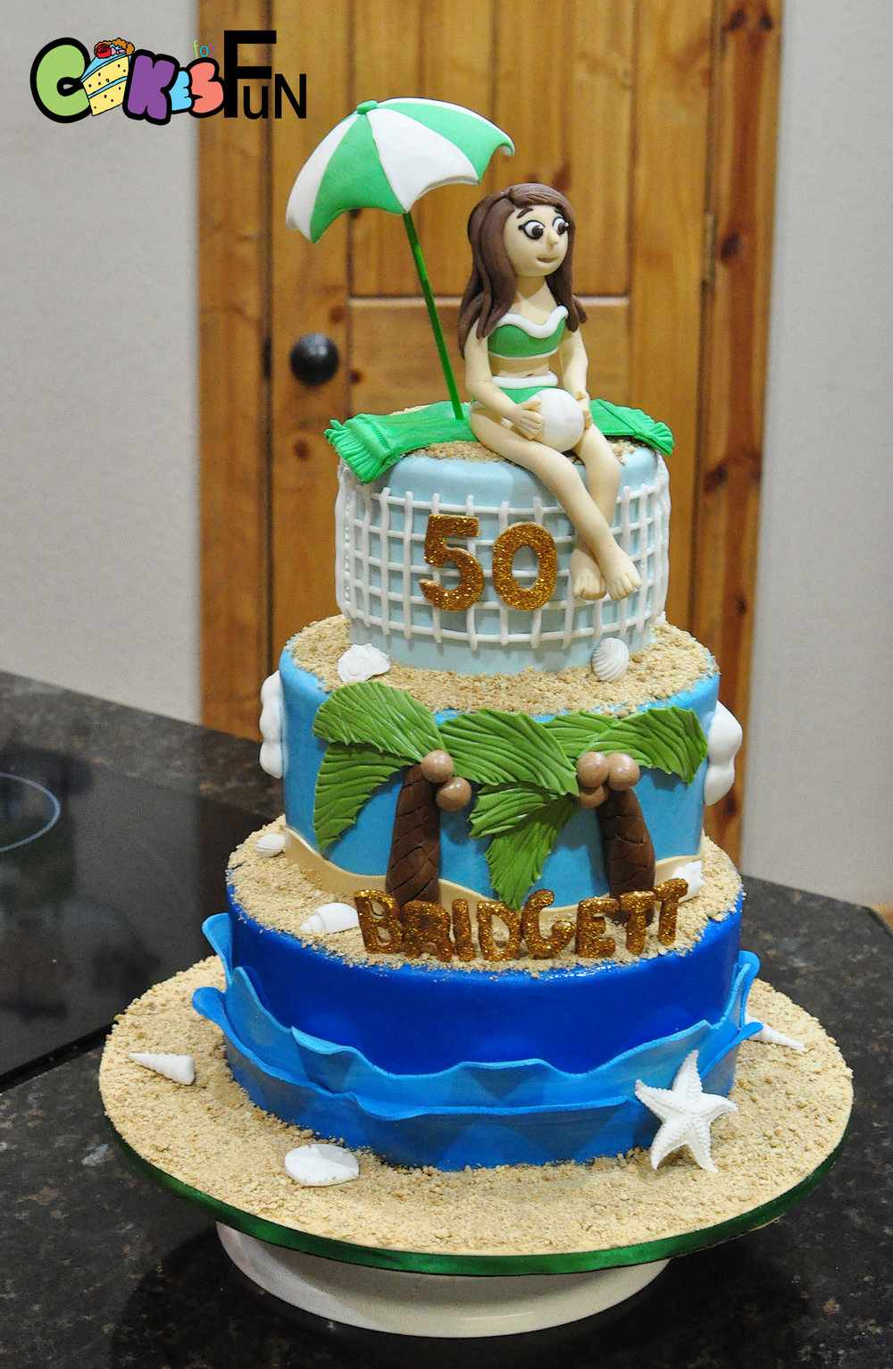 Beach volley ball cake.jpg