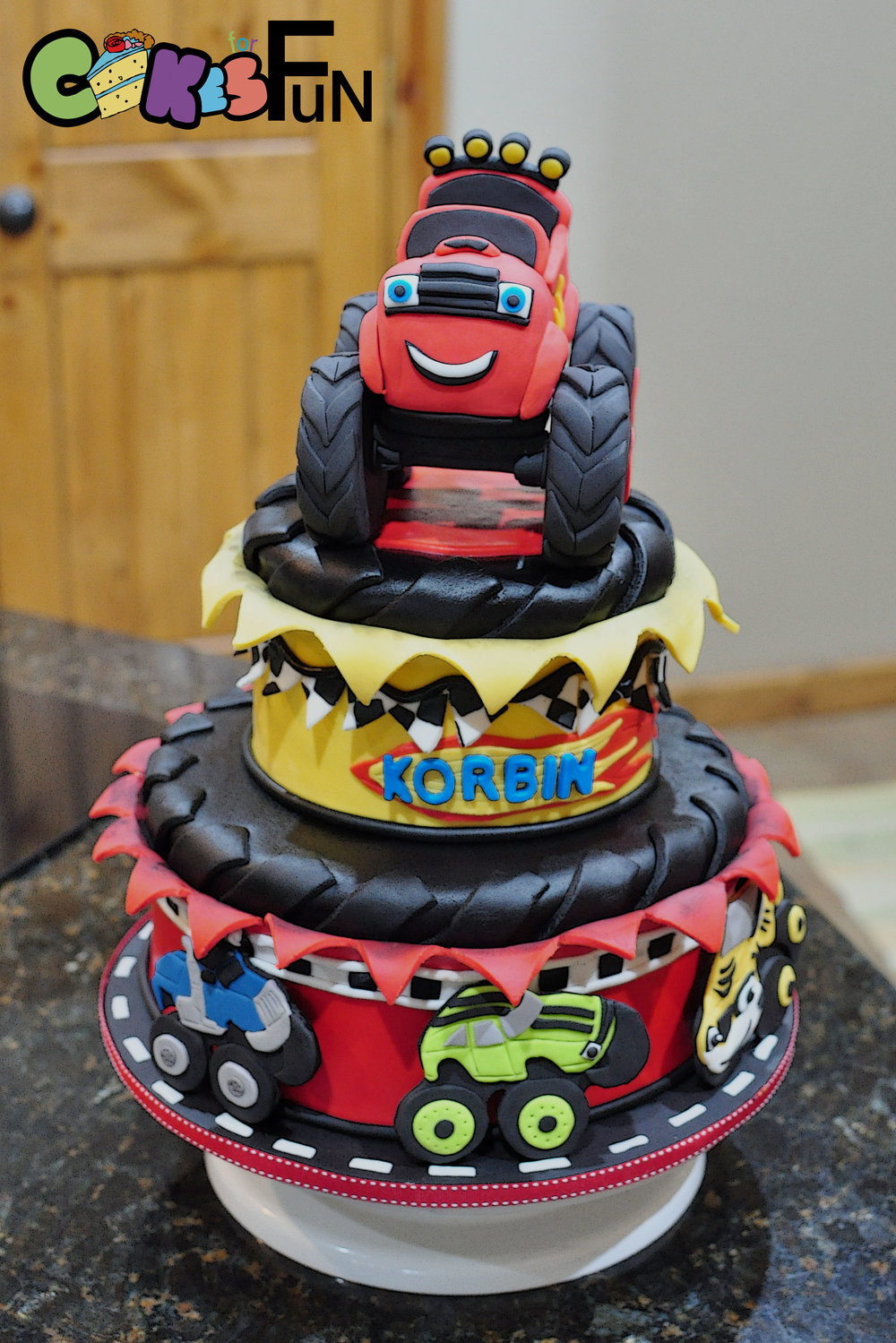 Blaze Monster Car Cake.jpg
