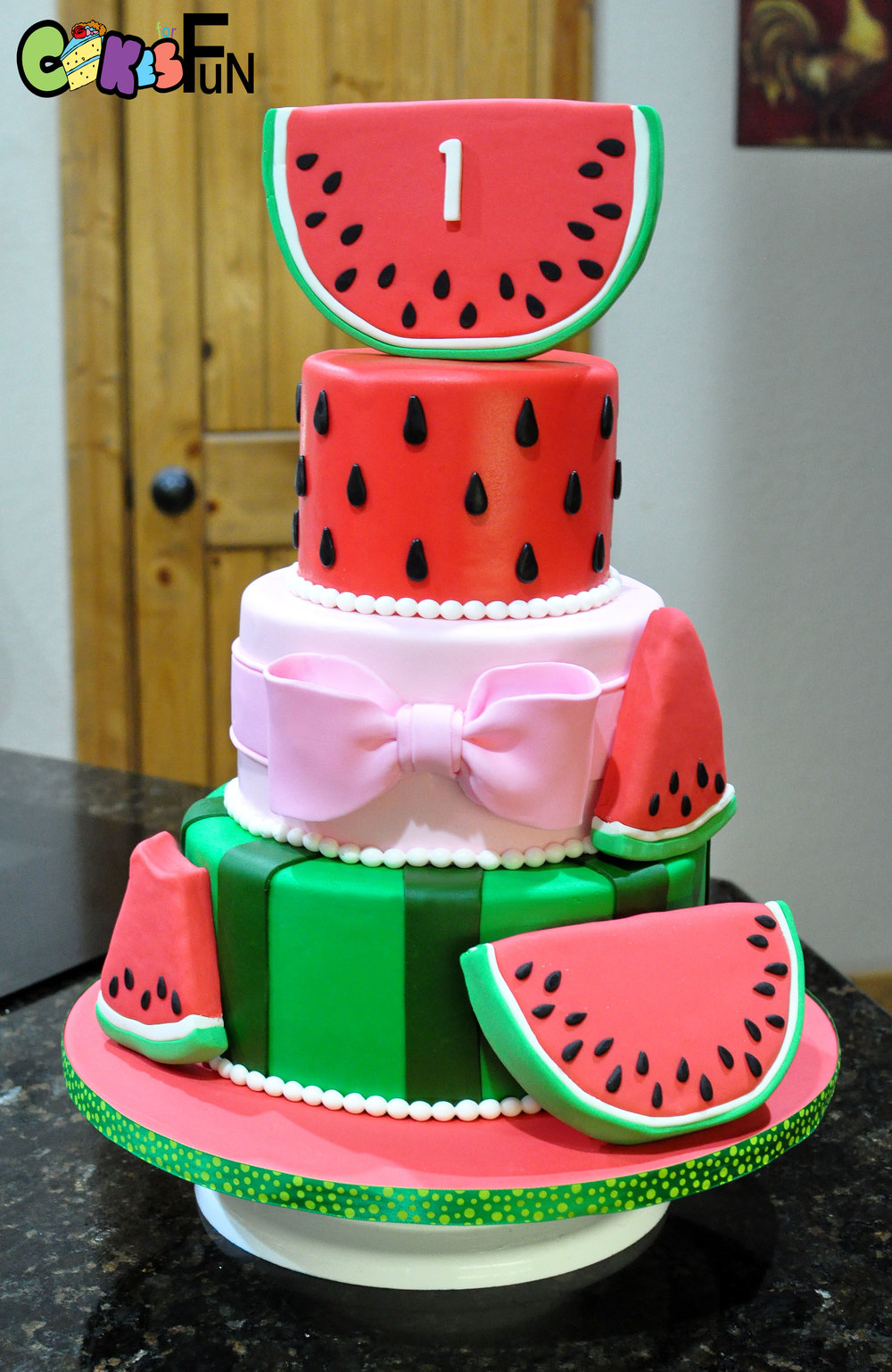Image result for WATERMELON CAKES