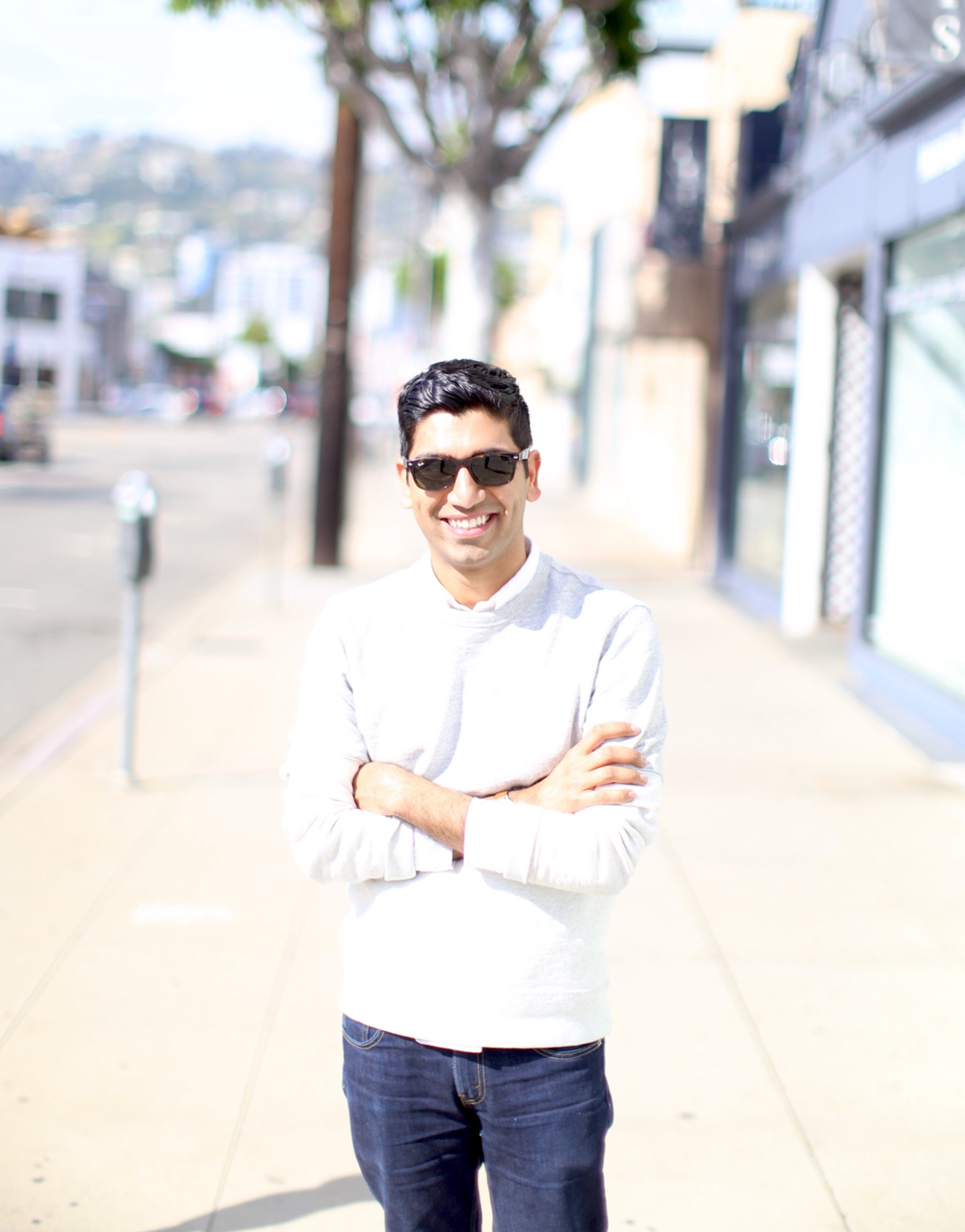Bilal Kaiser in Los Angeles