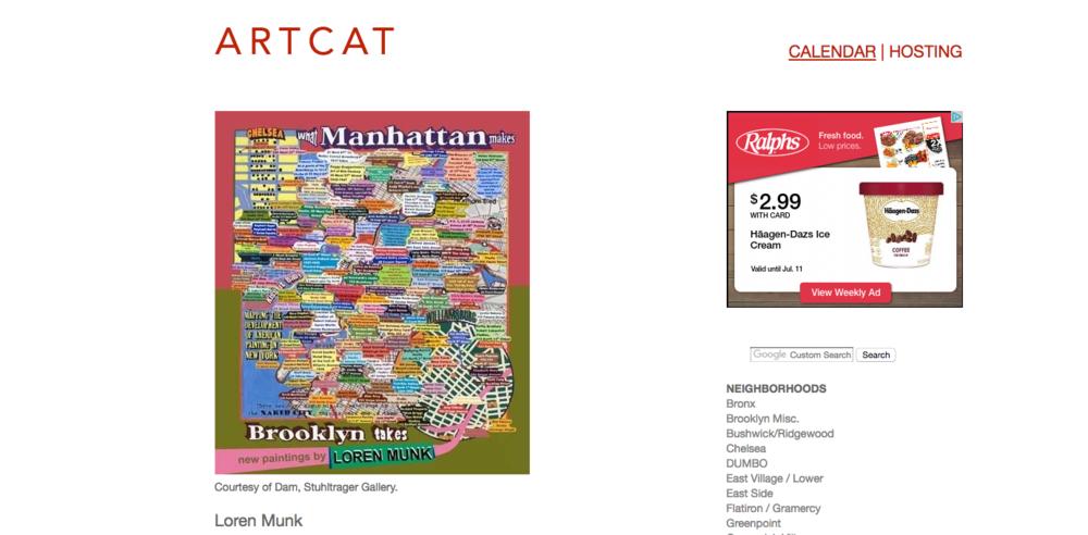 ArtCal Pick -