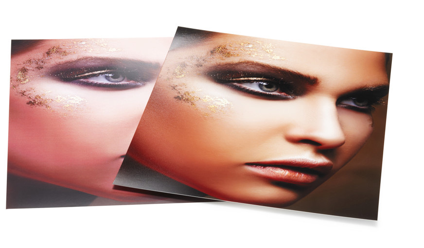 No manipulations, no mirrors and no photo-foolery—just High Quality Professional Prints vs. Competitors.