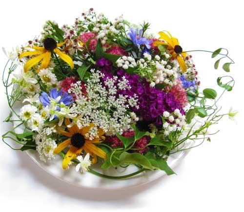 melange de fleurs