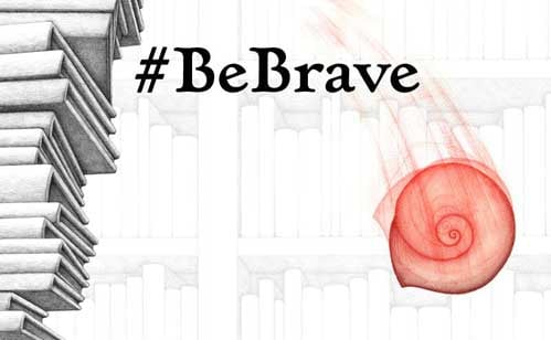 be-brave