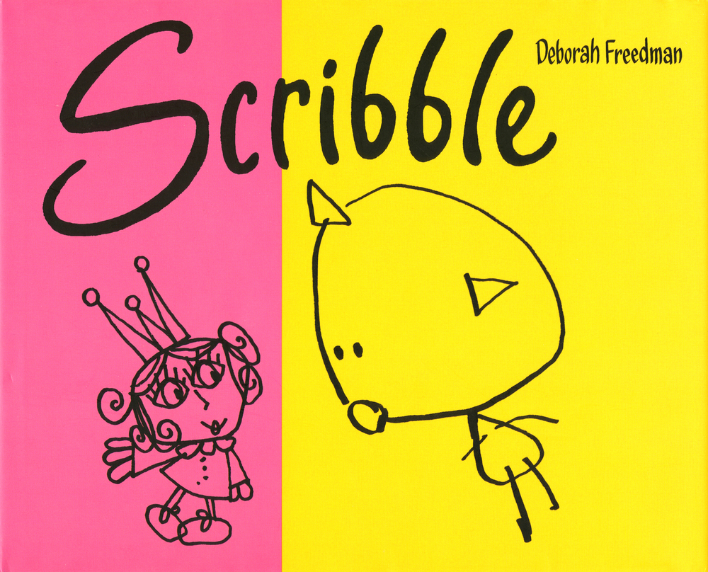 SCRIBBLE, Knopf 2007