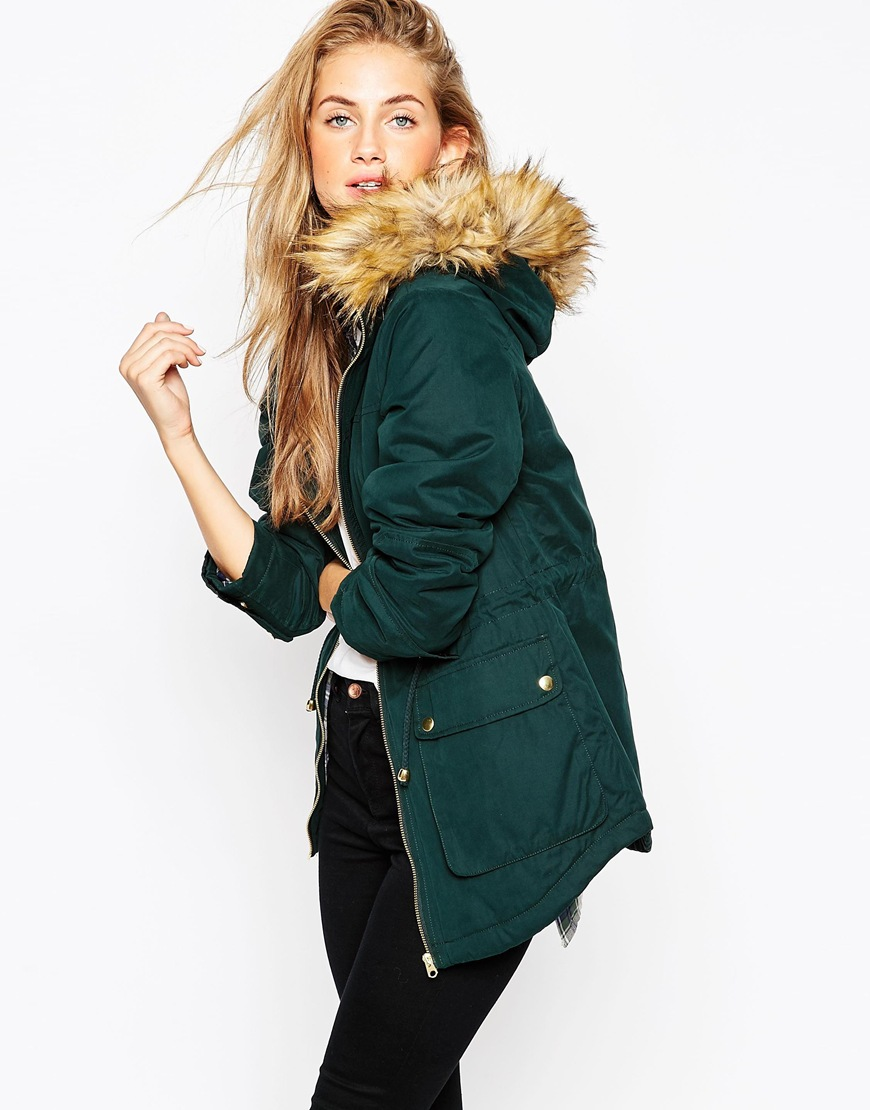 ASOS Ultimate Parka, $95 at    ASOS.com   .