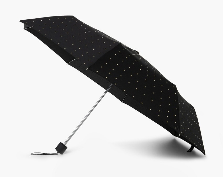 Mango Studded Umbrella, $15 at    Mango.com .