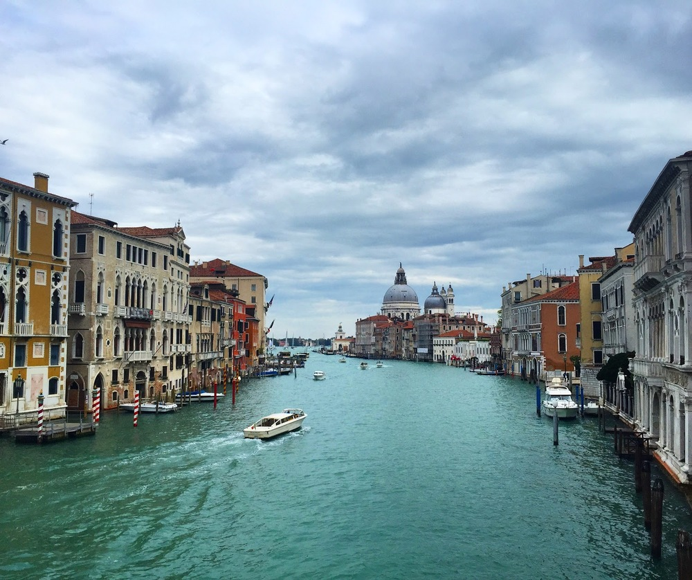 Venice, Italy, taken during my first international solo trip, Oct. 2015.