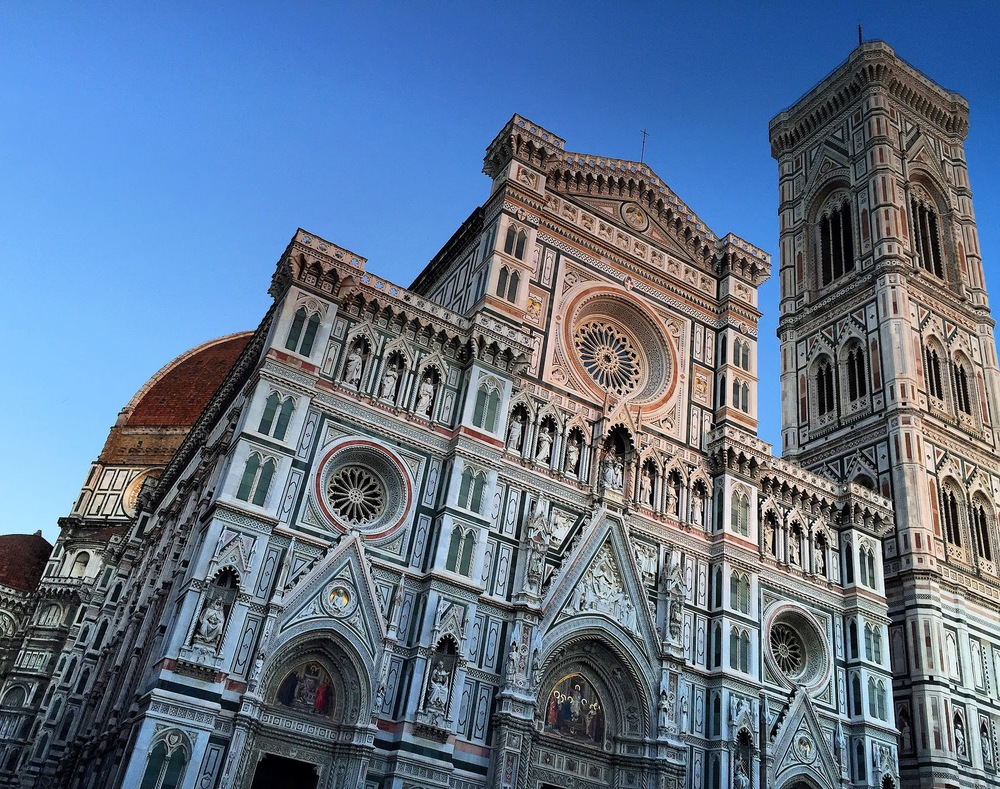 The Duomo, Santa Maria del Fiore Cathedral, Florence, Italy, Oct. 2015.