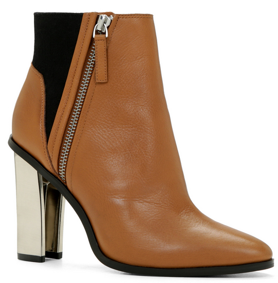 Aldo Saresen in Cognac. $140 at Aldo.com (they only run sizes 6-9, though...no love for us larger footed girls :-().