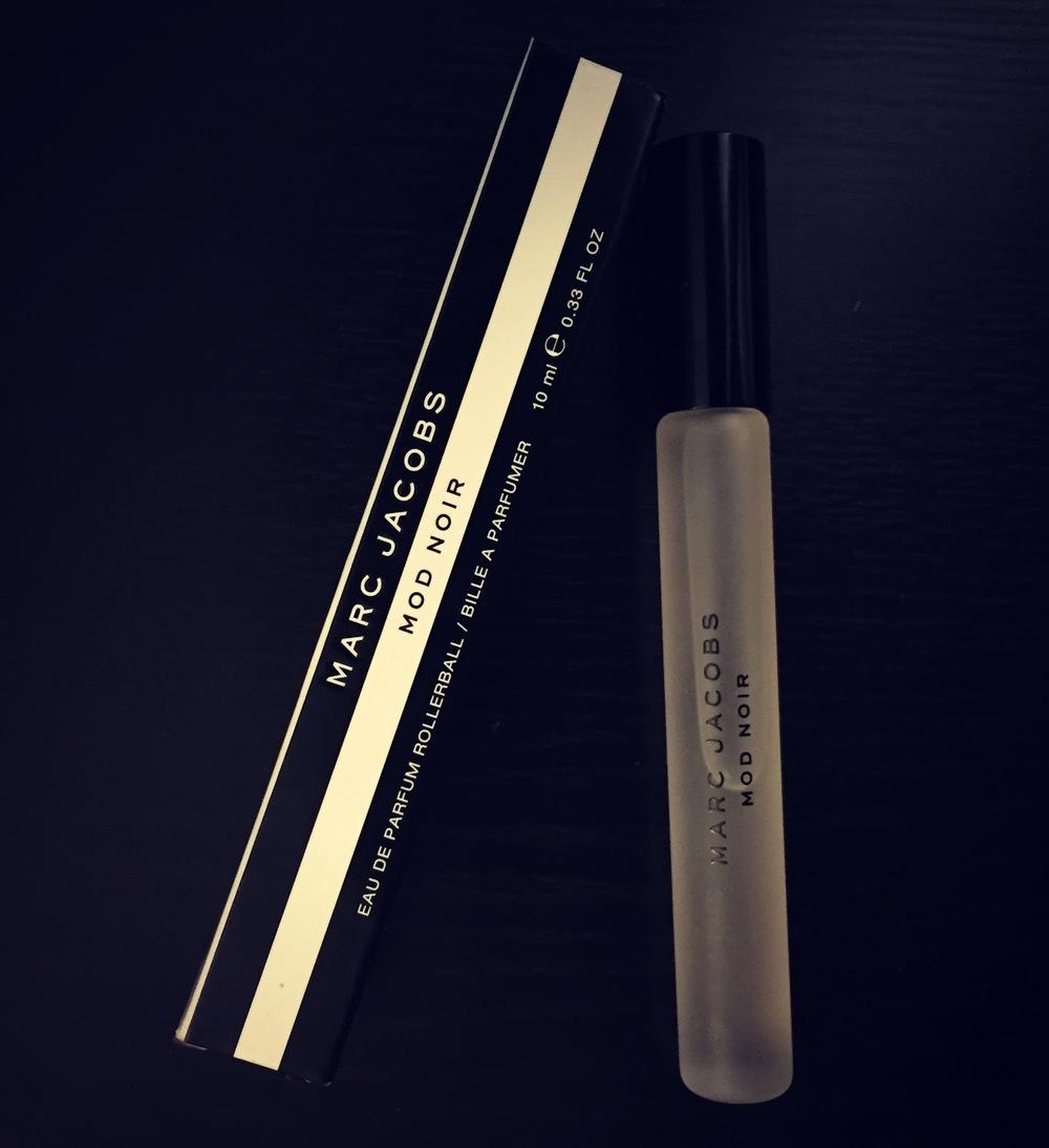 Marc Jacobs Mod Noir Rollerball, $28 at Sephora.com.