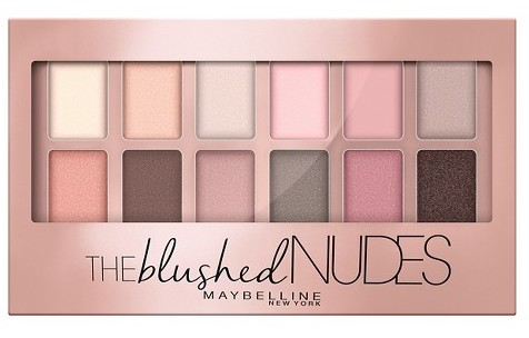 Maybelline Expert Wear Eyeshadow Palette in The Blushed Nudes, $10 at Target.com.