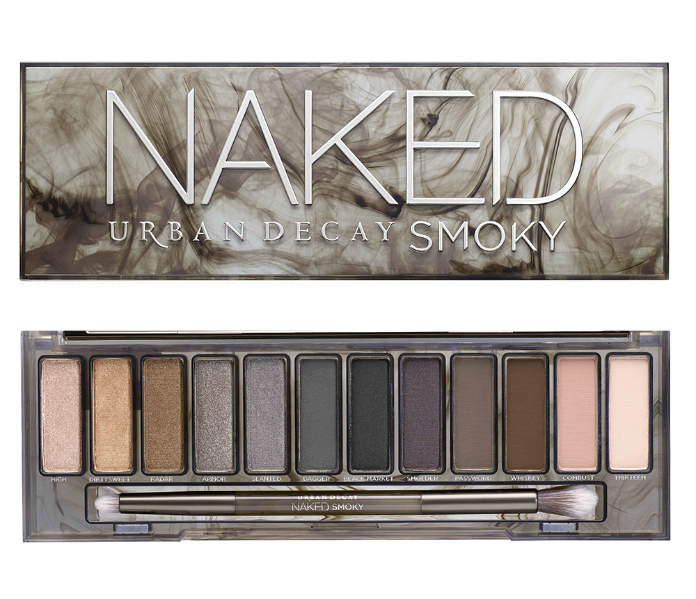 "Urban Decay ""Naked Smoky"" Eyeshadow Palette, $54,    Sephora.com ."