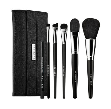 Sephora Collection Face the Day: Full Face Brush Set, $49 at    Sephora.com   .