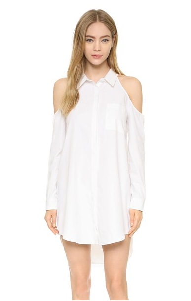 J.O.A. Shirtdress, $63 at Shopbop.