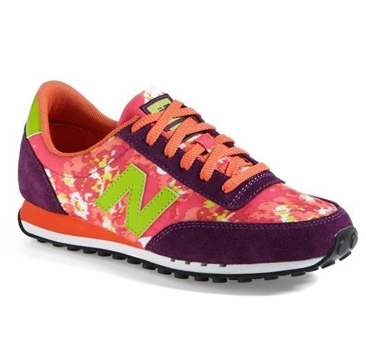 New Balance '410 Floral Blur' Sneaker, $70 at   Nordstrom.com  .